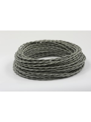 Провод витой серый 3х1,5