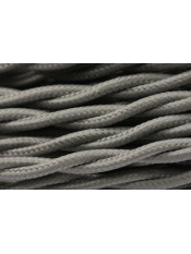 Провод витой серый 2х2,5