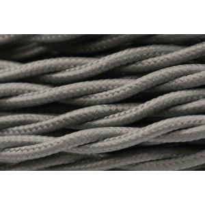 Провод витой серый 2х1,5