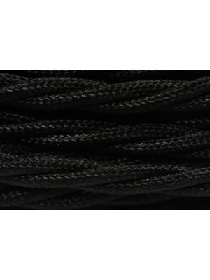 Провод витой черный 2х2,5