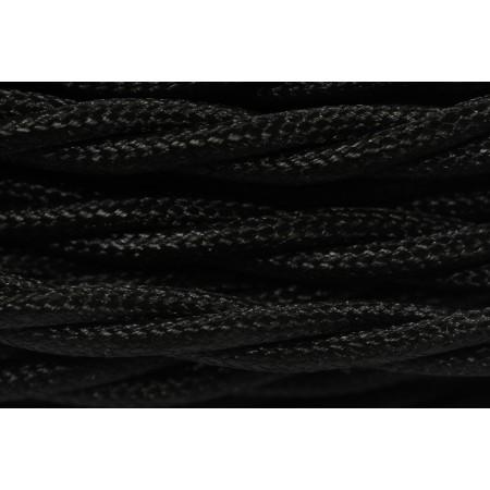 Провод витой черный 2х1,5